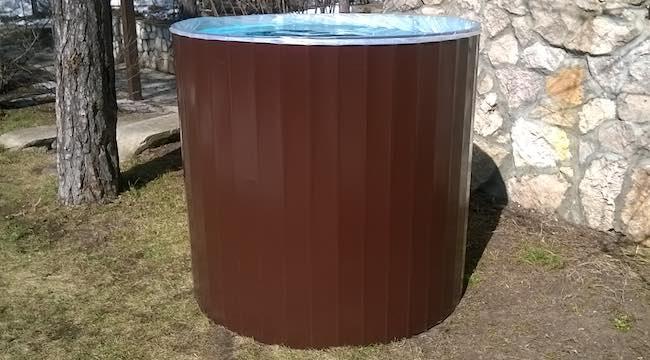 Сборные садовые емкости для воды