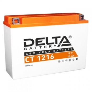 Аккумулятор Delta CT 1216