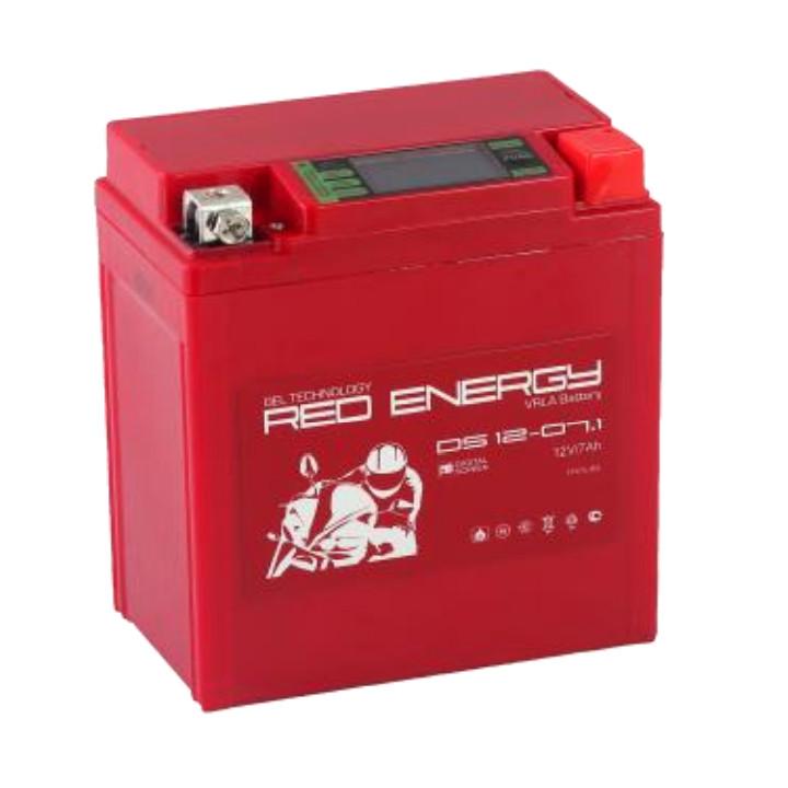 Аккумулятор Red Energy DS 1207.1