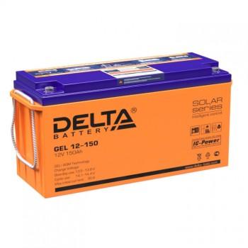 Аккумулятор DELTA 12-150 GEL