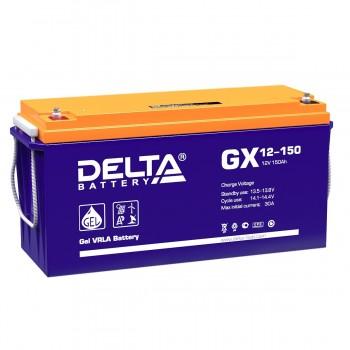 Аккумулятор DELTA GX 12-150 GEL