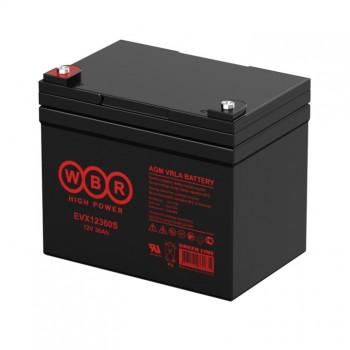 Аккумулятор WBR EVX 12360 S