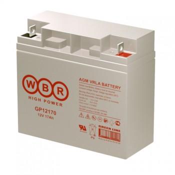 Аккумулятор WBR GP 12170