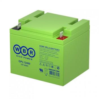 Аккумулятор WBR GPL 12400