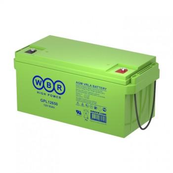 Аккумулятор WBR GPL 12650
