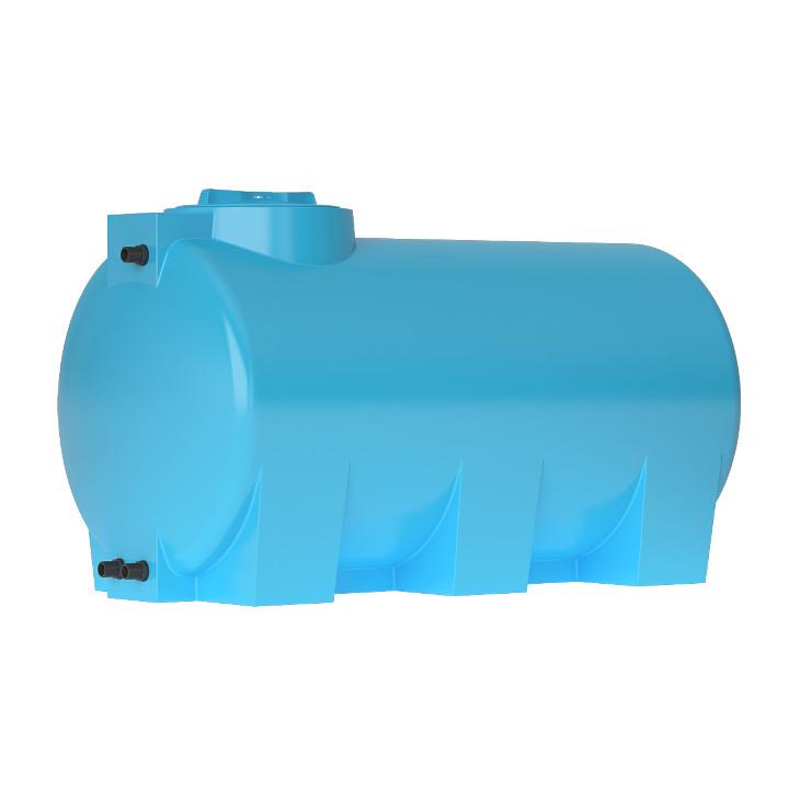 Пластиковый бак для воды ATH-500 синий