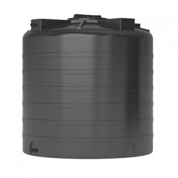 Пластиковый бак для воды ATV-1000 черный