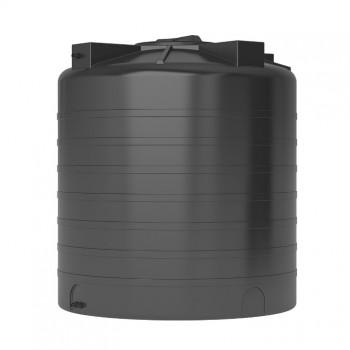 Пластиковый бак для воды ATV-1500 черный