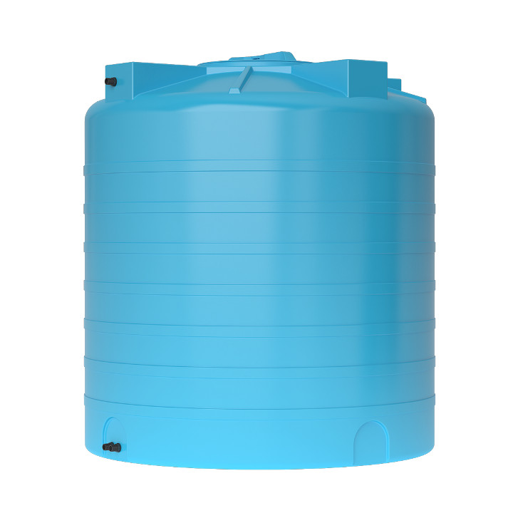 Пластиковый бак для воды ATV-1500 синий
