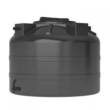 Пластиковый бак для воды ATV-200 черный