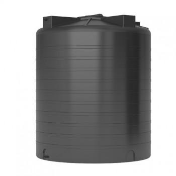 Пластиковый бак для воды ATV-3000 черный