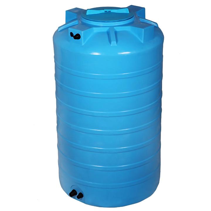 Пластиковый бак для воды ATV-750 синий