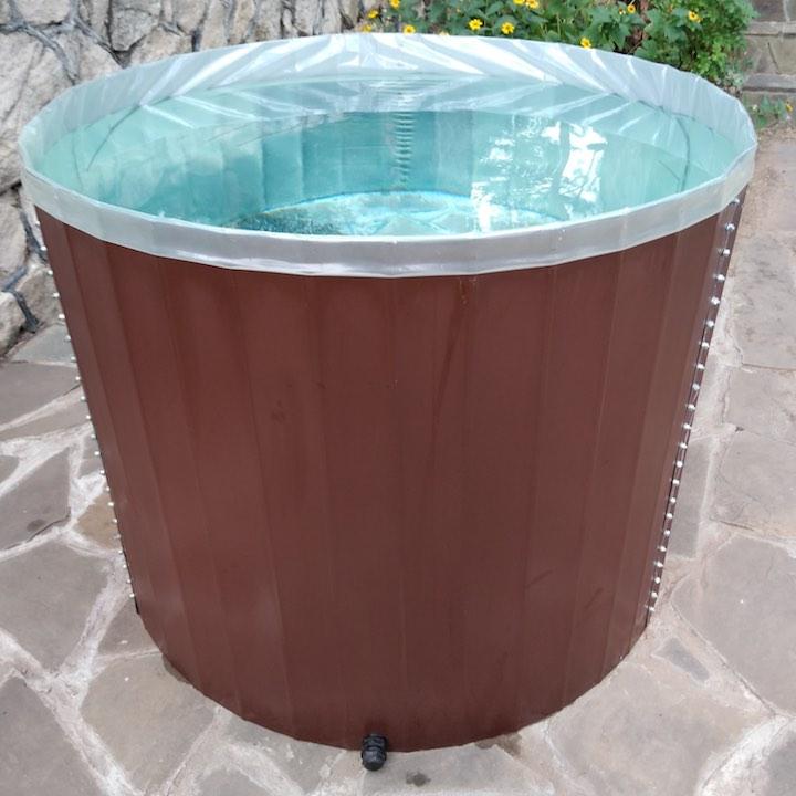 Емкость для воды сборная Дачник-1000