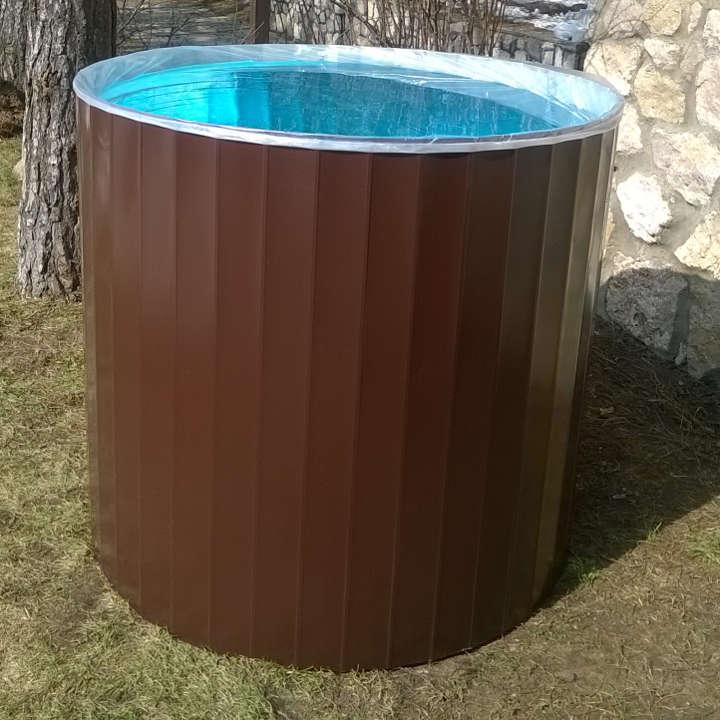Емкость дачная для воды 1500 литров