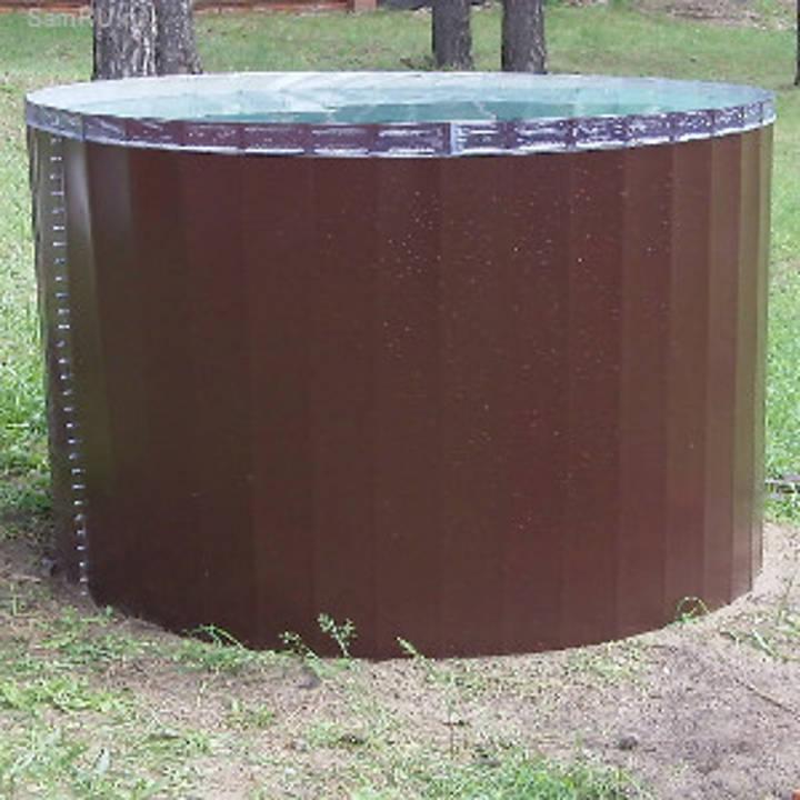 Емкость сборная для воды Фермер-9000