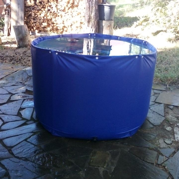 Бочка для воды складная на 1000 литров