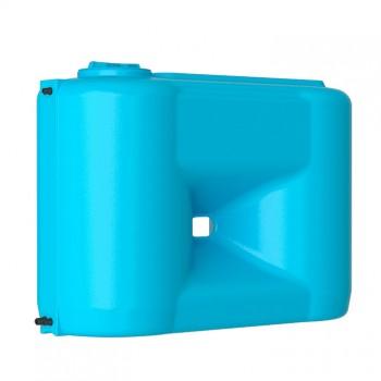 Пластиковый бак для воды Combi W-1100 BW сине-белый
