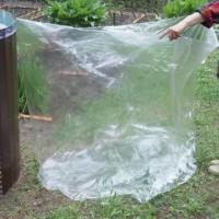 Запасная пленка для сборного садового бака Дачник-5000