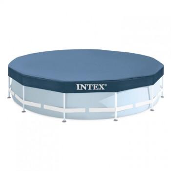 Тент для круглых каркасных бассейнов 305 см Intex 28030