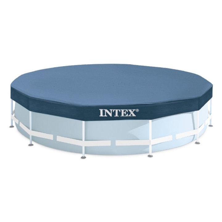 Тент для круглых каркасных бассейнов 366 см Intex 28031