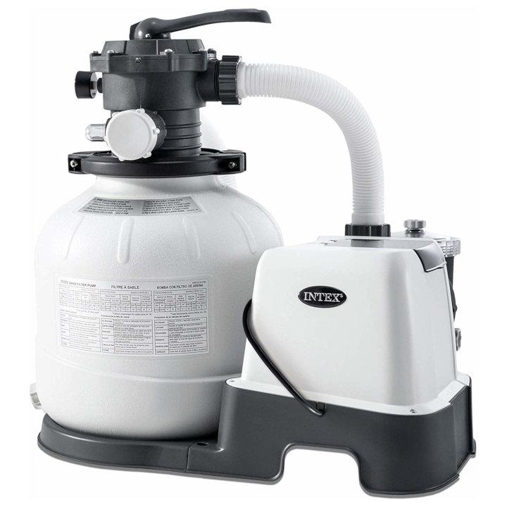 Хлоратор с песочным фильтр-насосом Intex 26676