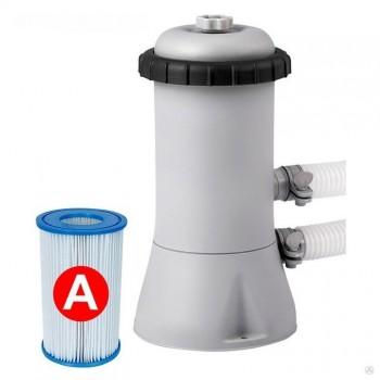 Фильтр-насос Intex Filter Pump 28604