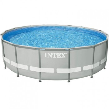 Бассейн каркасный Intex 26726 Prism Frame 457х122 см