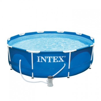 Бассейн каркасный Intex 28202 Prism Frame 305х76 см