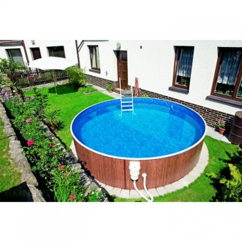Сборный каркасный бассейн Azuro 402DL 4,6х1,2