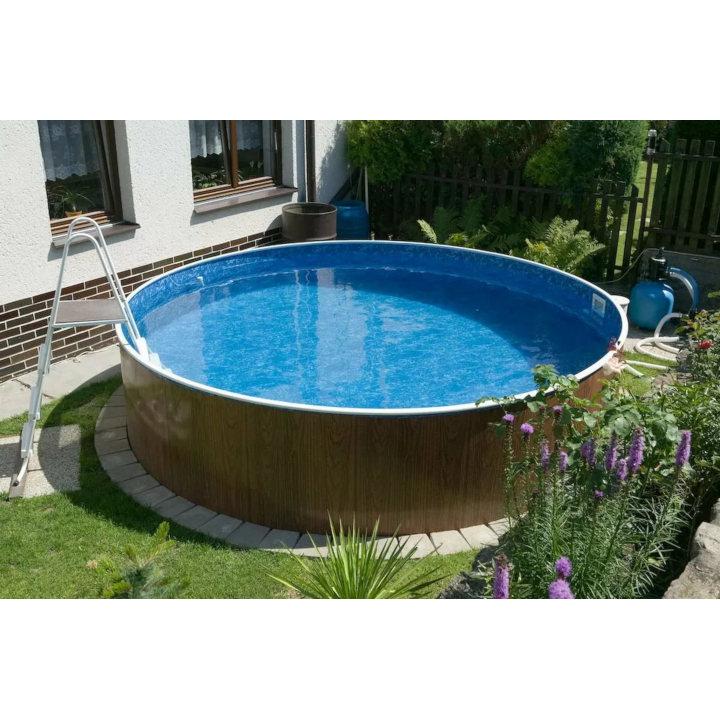 Сборный каркасный бассейн Azuro 403DL 5,5х1,2