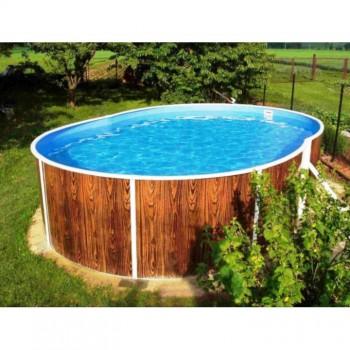 Сборный каркасный бассейн Azuro 404DL 5,5х3,7х1,2