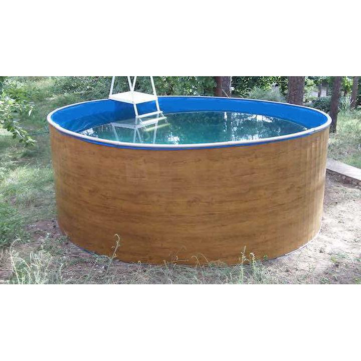 Сборный морозоустойчивый бассейн ODYSSEY 3,05х1,25 м wood