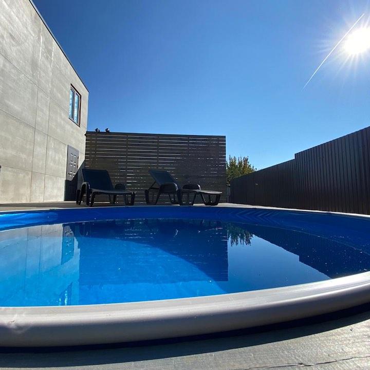 Сборный морозоустойчивый бассейн ODYSSEY 5,49х1,25 м