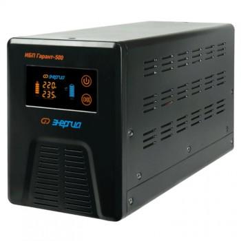 Источник бесперебойного питания Энергия Гарант-500