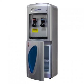 Кулер для воды Aqua Work 0.7-LDR серебристый