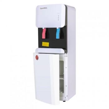 Кулер для воды Aqua Work 105-LR бело-черный