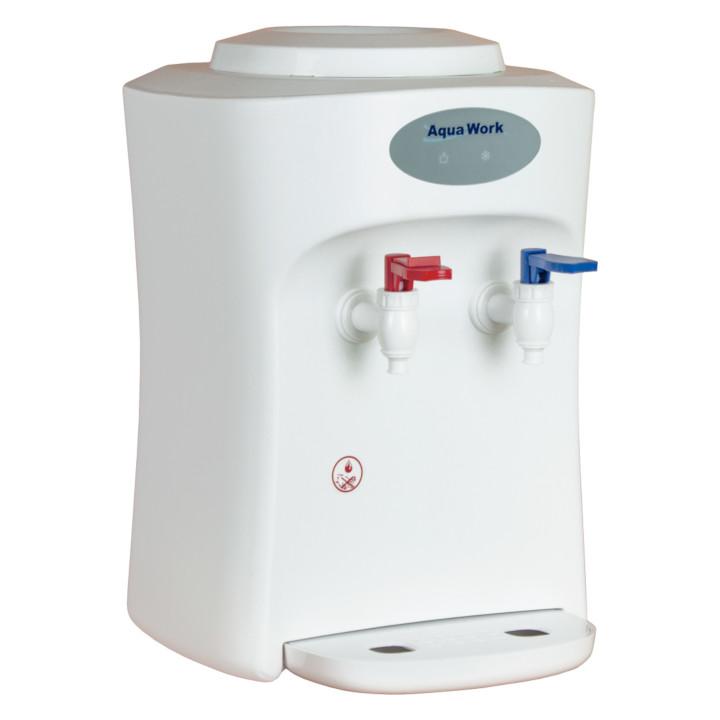 Кулер для воды Aqua Work 1653-T белый