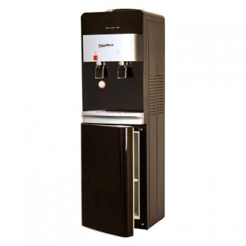 Кулер для воды Aqua Work R86-W серебристо-черный